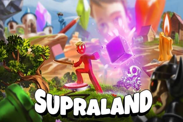 بازی Supraland