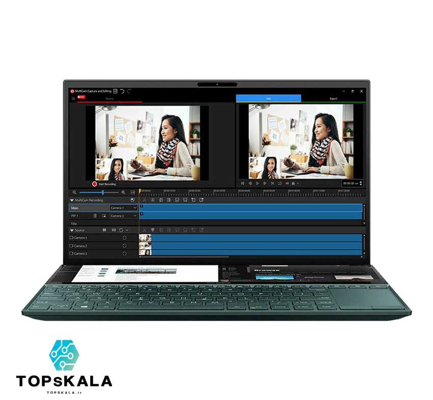 لپ تاپ استوک ایسوس مدل ASUS ZenBook UX481FL