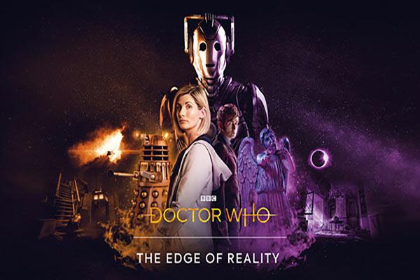 بازی Doctor Who: The Edge of Reality