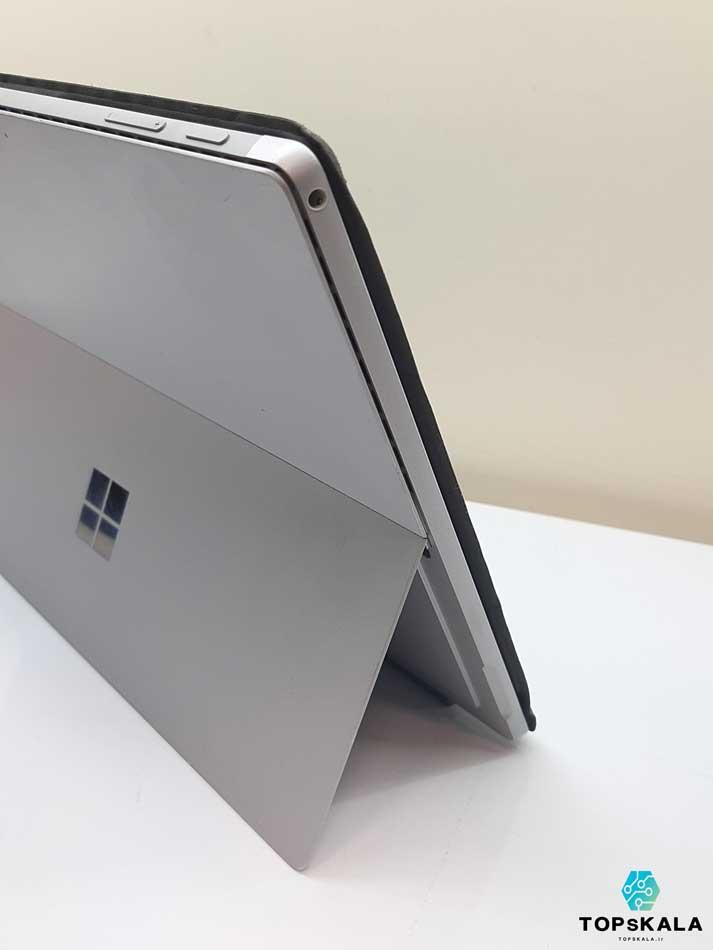 خرید سرفیس استوک مایکروسافت مدل Microsoft Surface Pro 5 دارای مهلت تست و گارانتی رایگان - محصول Microsoft - سرفیس پرو 2017 مایکروسافت