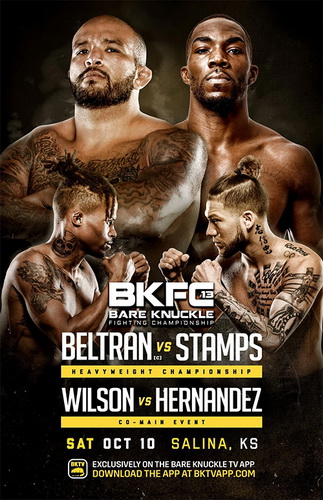 دانلود رویداد بوکس:   BKFC 13: Beltran vs. Stamps-لینک مستقیم -کیفیت 720