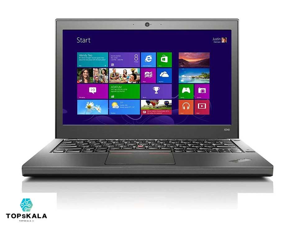 لپ تاپ استوک لنوو مدل Lenovo ThinkPad X240 - کانفیگ A