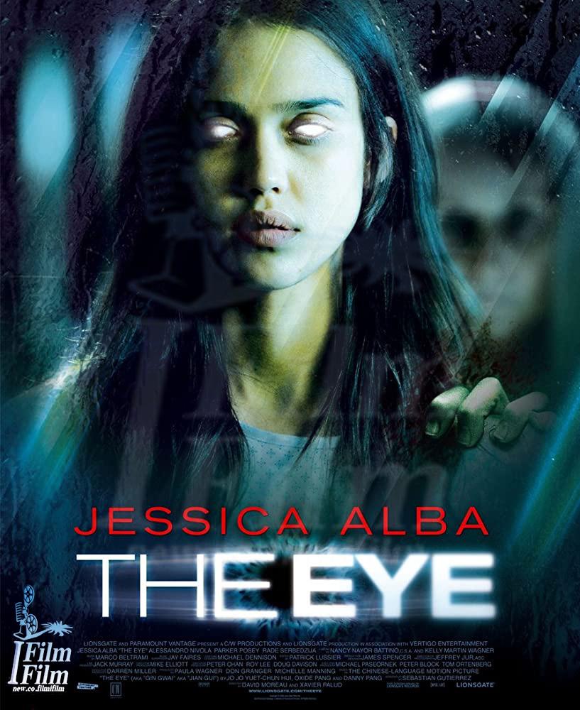 دانلود رایگان دوبله فارسی فیلم The Eye 2008 با کیفیت عالی