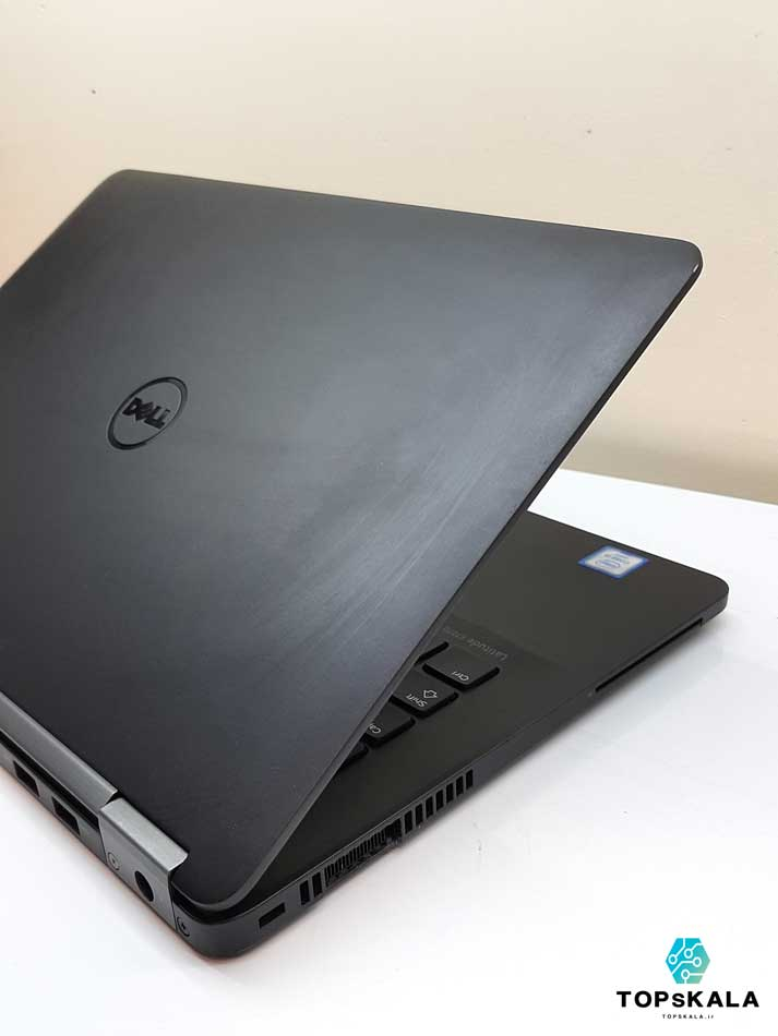 خرید لپ تاپ استوک دل مدل Dell Latitude E7270 با مشخصات intel i5 6300U - intel HD 520 دارای مهلت تست و گارانتی رایگان/ محصول Dell