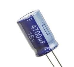 خازن-الکترولیتی