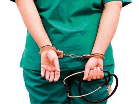 بیمار فوتی در ICU