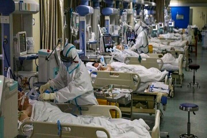 مجموعه بیماران مبتلا به کرونا بستری شده در گیلان به 450 نفر رسید