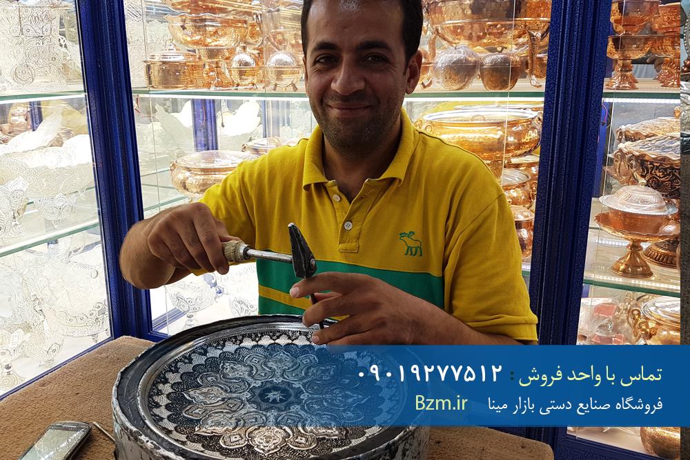 قیمت قلم زنی اصفهان