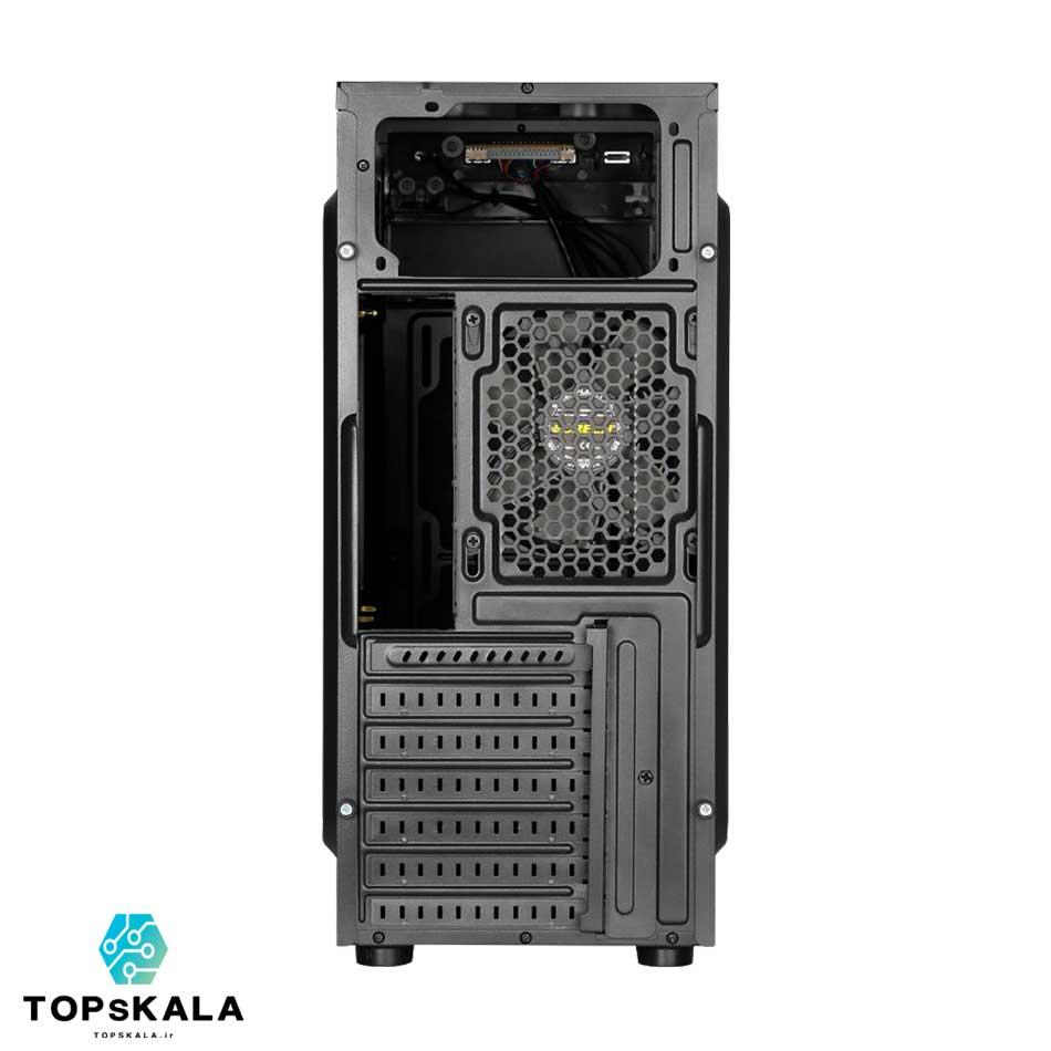خرید کامپیوتر استوک اسمبل مدل Case Gaming Green Ava با مشخصات پردازنده Intel Core i5 9400 و گرافیک nVidia Geforce RTX 2070 دارای مهلت تست و گارانتی رایگان