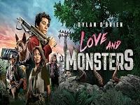 دانلود فیلم عشق و هیولاها - Love and Monsters 2020