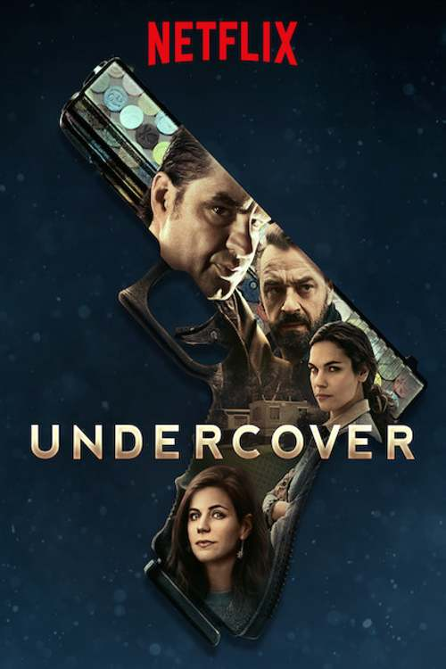 دانلود سریال Undercover