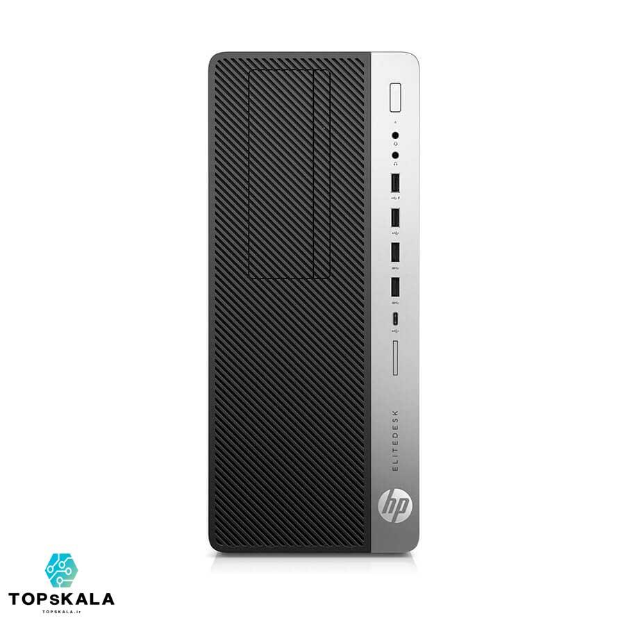 کامپیوتر آکبند اچ پی مدل HP EliteDesk 800 G5 Workstation Edition - کانفیگ A