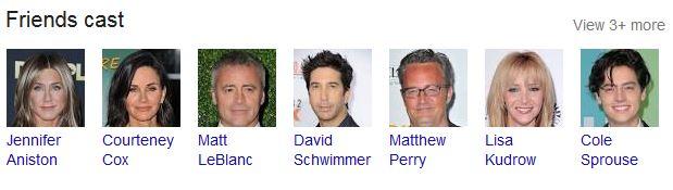 اسامی اصلی بازیگران سریال فرندز دوستان Friends ایده آل برای آموزش زبان انگلیسی