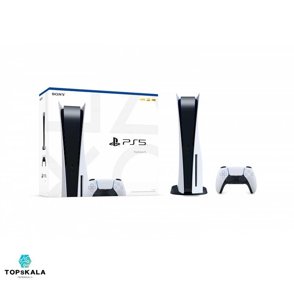 پیش فروش کنسول بازی سونی مدل Playstation 5 - پلی استیشن 5
