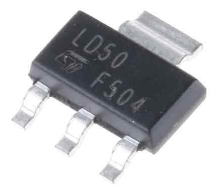 LD1117S50CTR