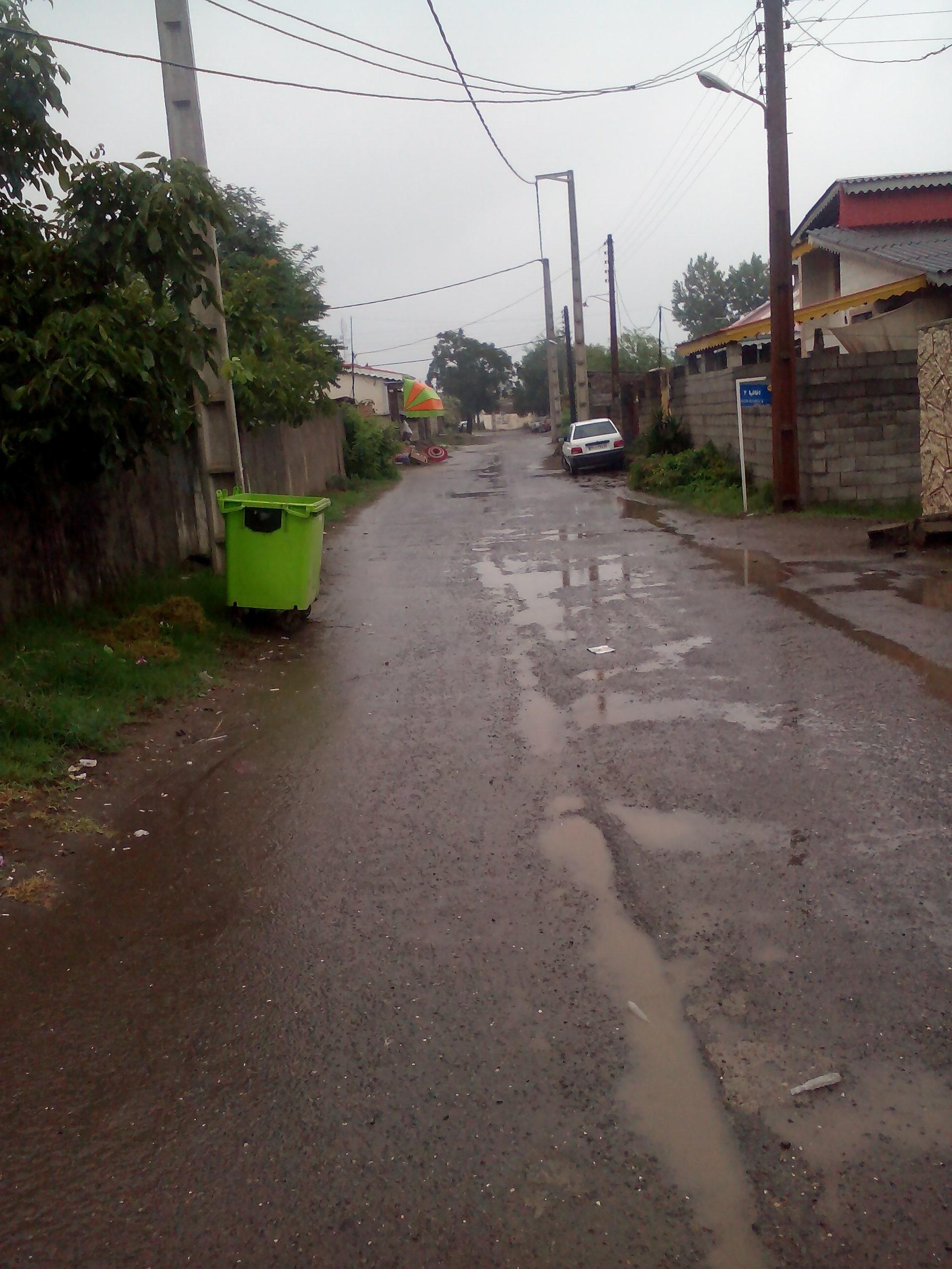 بارش باران و برف تا پایان هفته جاری