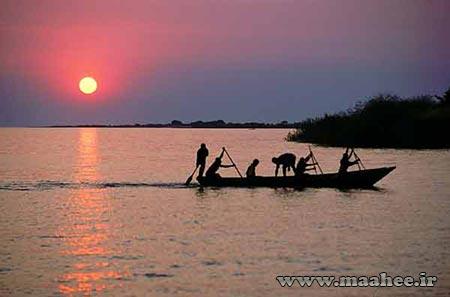 اکوسیستم های آفریقا : دریاچه تانگانیکا (Lake Tanganyika)