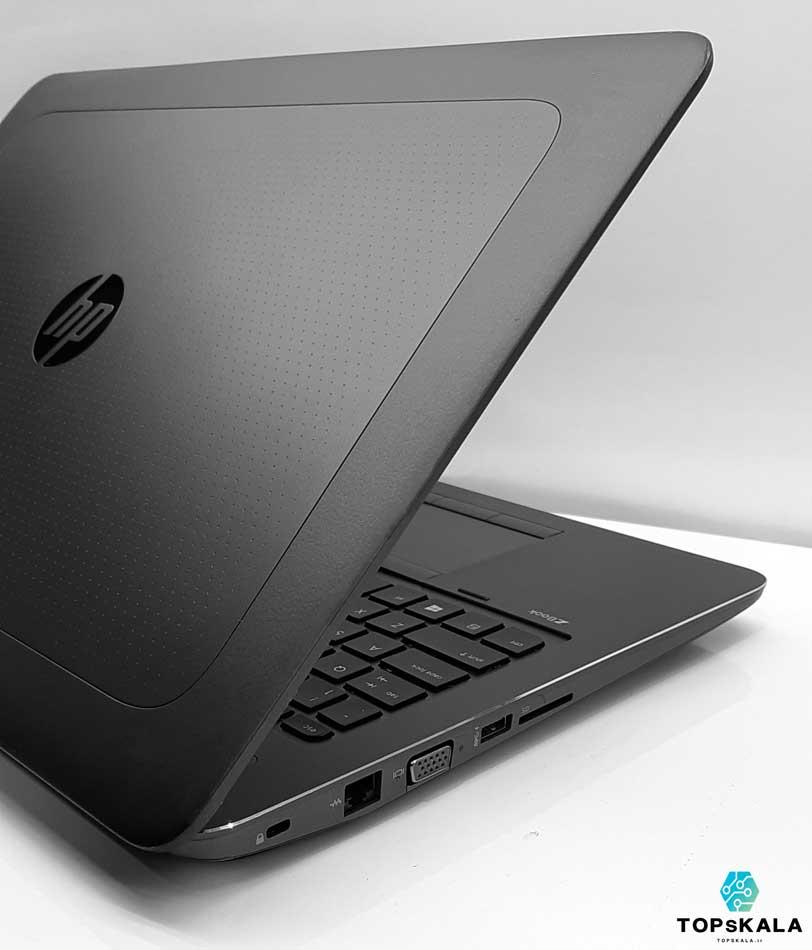 لپ تاپ استوک اچ پی مدل HP ZBOOK 15 G3