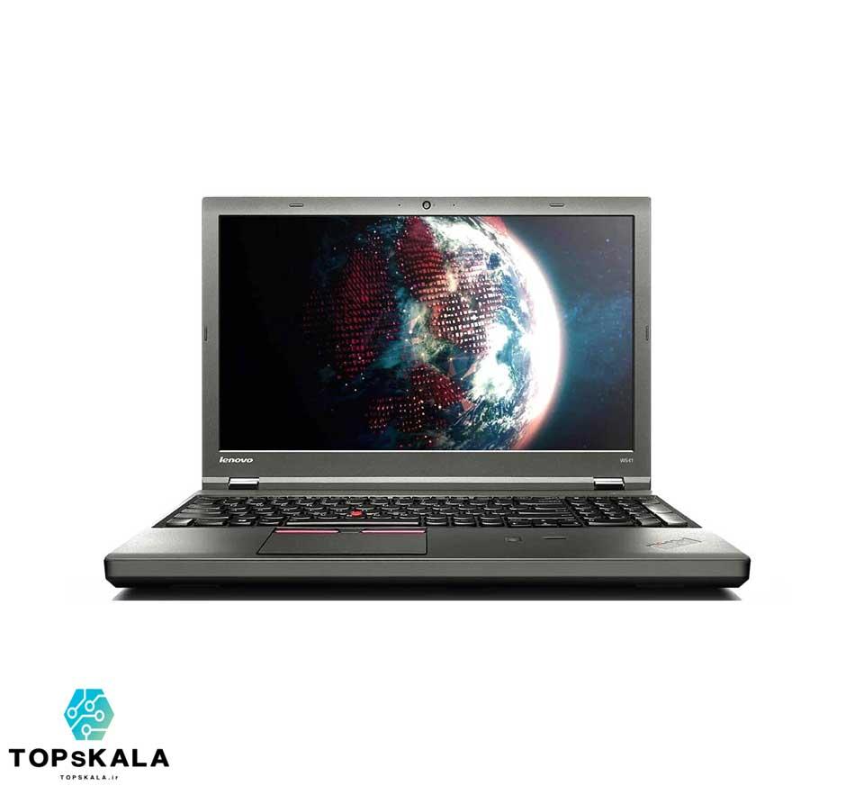 لپ تاپ استوک لنوو مدل Lenovo W541 WorkStation با مشخصات Intel Core i7 4810U - Nvidia Quadro K2100 دارای مهلت تست و گارانتی رایگان / محصول Lenovo