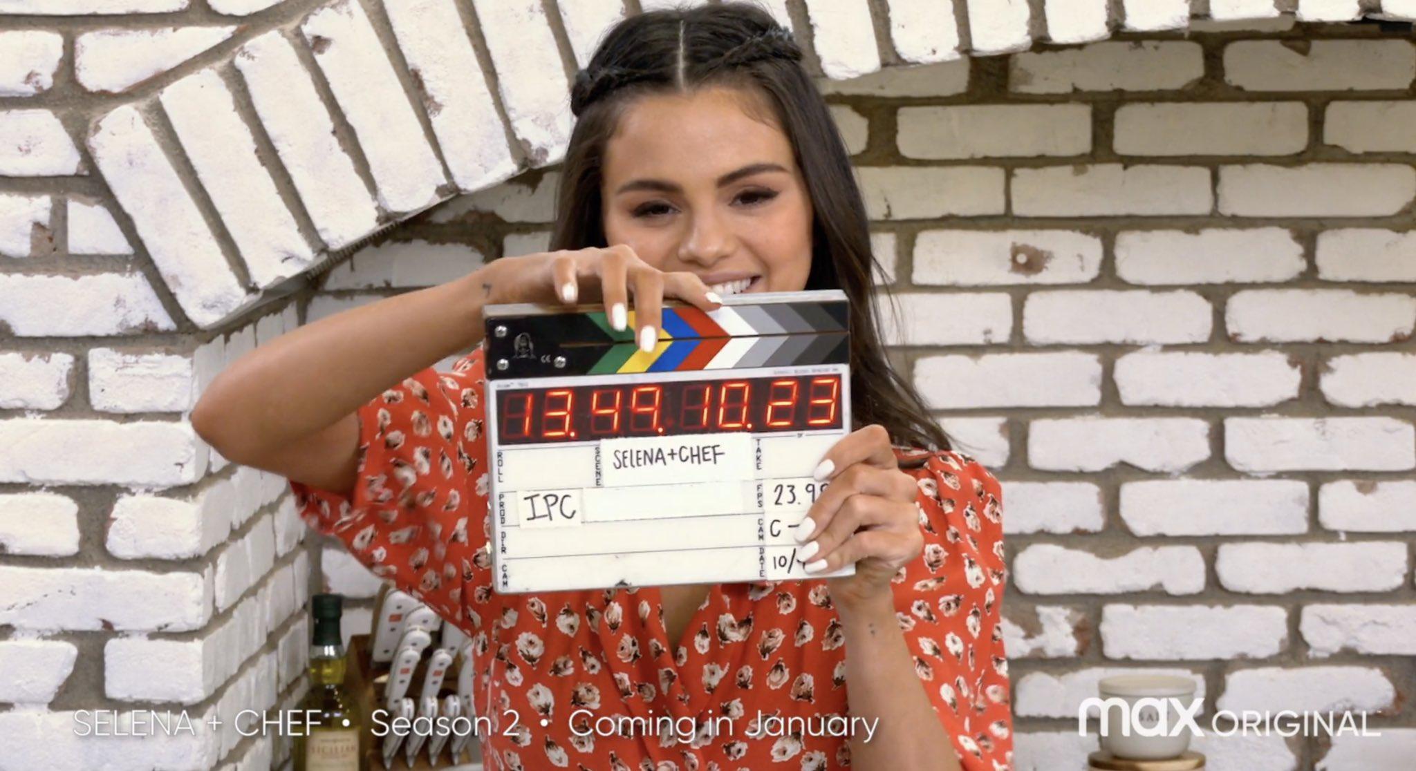 عکس های جدید فصل دوم Selena + Chef