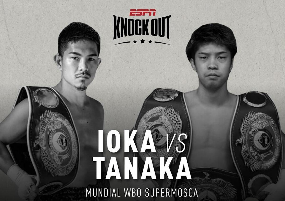 دانلود مبارزه ی بوکس قهرمانی  : Kazuto Ioka vs Kosei Tanaka