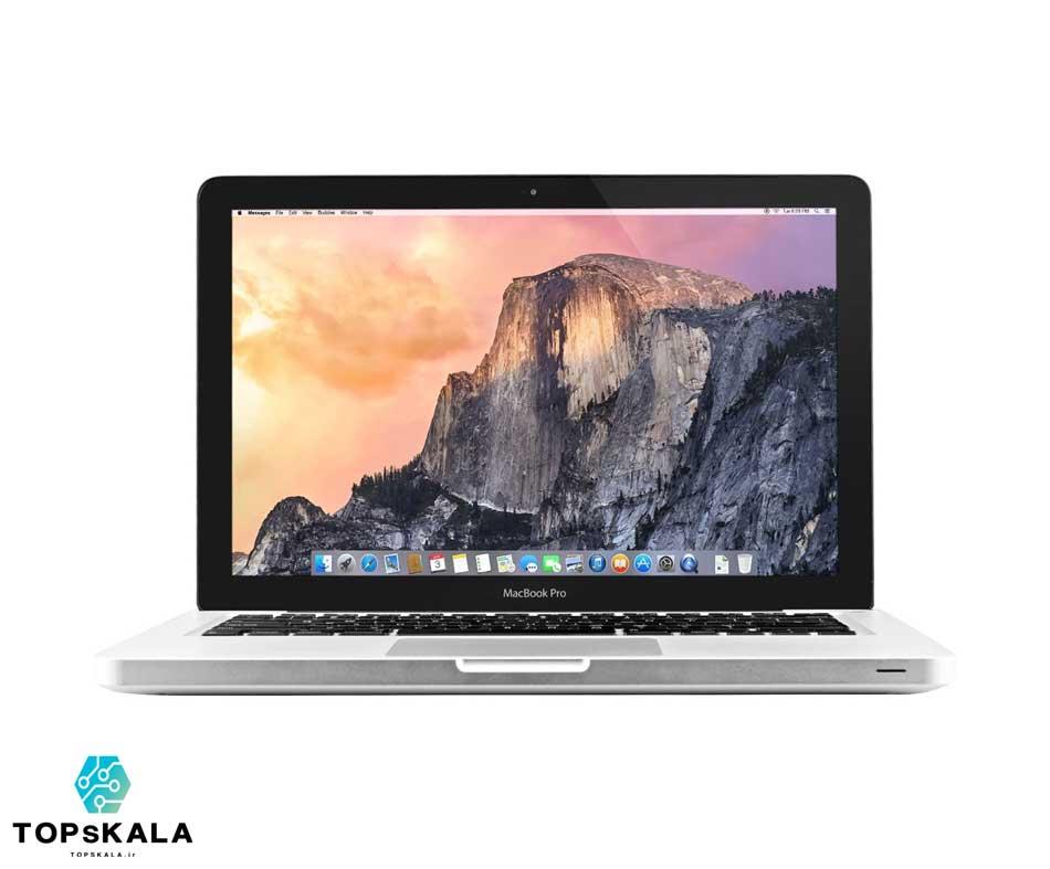 لپ تاپ استوک اپل مدل APPLE MacBook Pro 13 2010  با مشخصات Intel Core i5 - Intel HD Family دارای مهلت تست و گارانتی رایگان / محصول Apple
