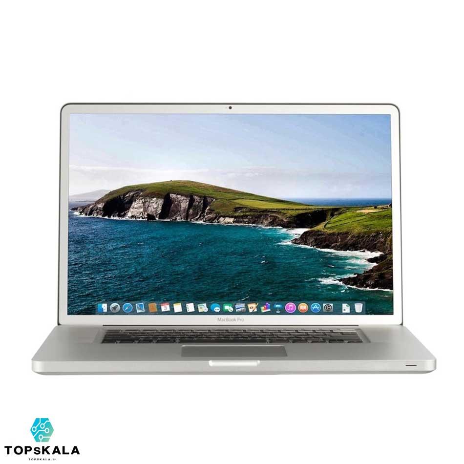 لپ تاپ استوک اپل مدل APPLE MacBook Pro 15 2010  - کانفیگ A