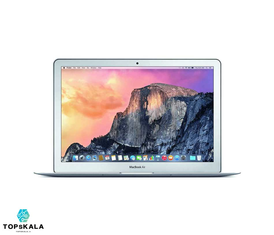 لپ تاپ استوک اپل (مک بوک ایر) مدل 15 اینچ Apple MacBook Air Late 2015 - 13 inch با مشخصات i5-8GB-256GB-SSD-2GB-intel-HD