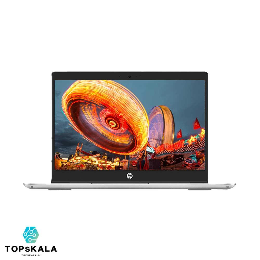 لپ تاپ استوک اچ پی مدل HP Zhan 66 Pro 14 G3 با مشخصات AMD Ryzen 5 4500U - AMD RX Vega 8 دارای مهلت تست و گارانتی رایگان / محصول HP