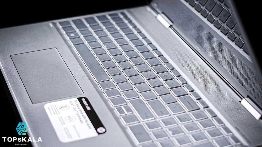 لپ تاپ آکبند اچ پی مدل HP ENVY X360 conver-tible 15 با مشخصات Intel Core i5 10210u - intel UHD 630 دارای مهلت تست و گارانتی رایگان / محصول HP