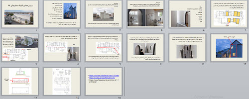 بررسی معماری کلینیک دندانپزشکی NK