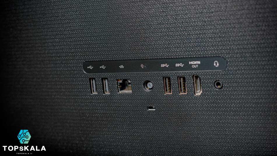 All in one اچ پی مدل HP 22-C0005in با مشخصات پردازنده Intel Pentium silverJ5005 و گرافیک Intel UHD 605 دارای مهلت تست و گارانتی رایگان - محصول HP