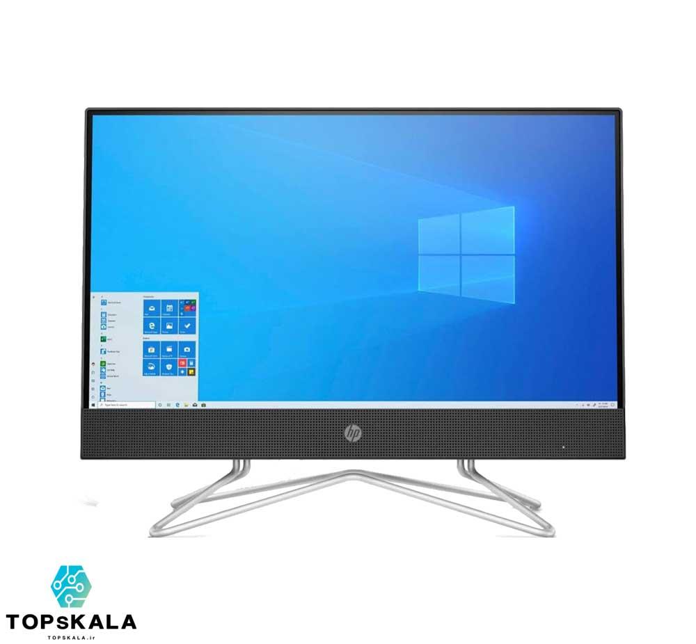 All in one اچ پی مدل HP 22-df0x Touch با مشخصات پردازنده AMD Ryzen 3 3250U و گرافیک AMD Radeon Vega 3 دارای مهلت تست و گارانتی رایگان - محصول HP