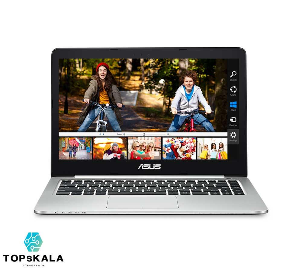 لپ تاپ استوک ایسوس مدل Asus V401U - کانفیگ A