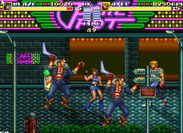 دانلود بازی خاطره انگیز شورش در شهر برای کامپیوتر