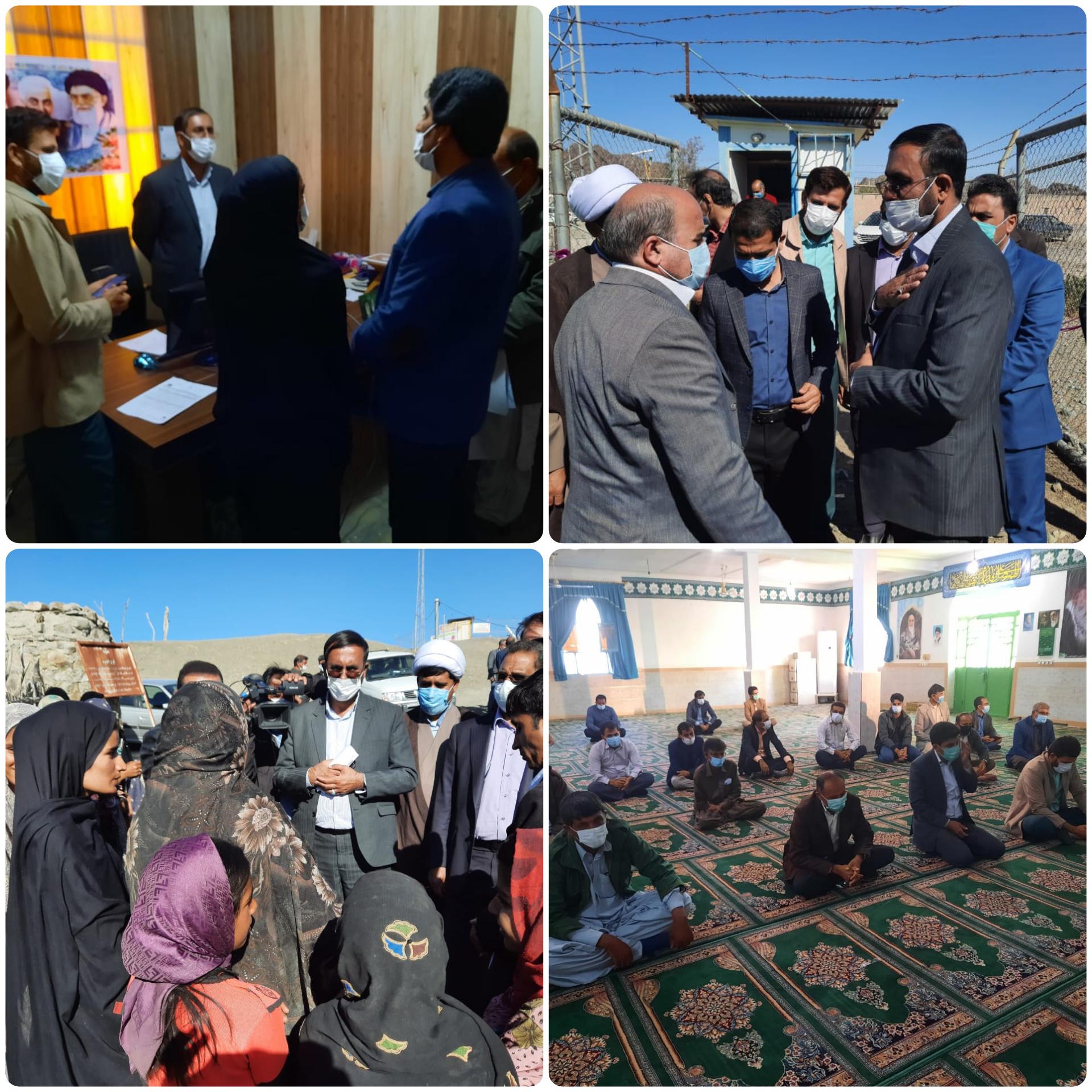 گزارش سفر منصور شکرالهی به شهرستان قلعه گنج