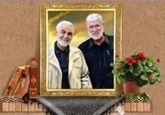 عکس نوشته آیه 23 سوره احزاب