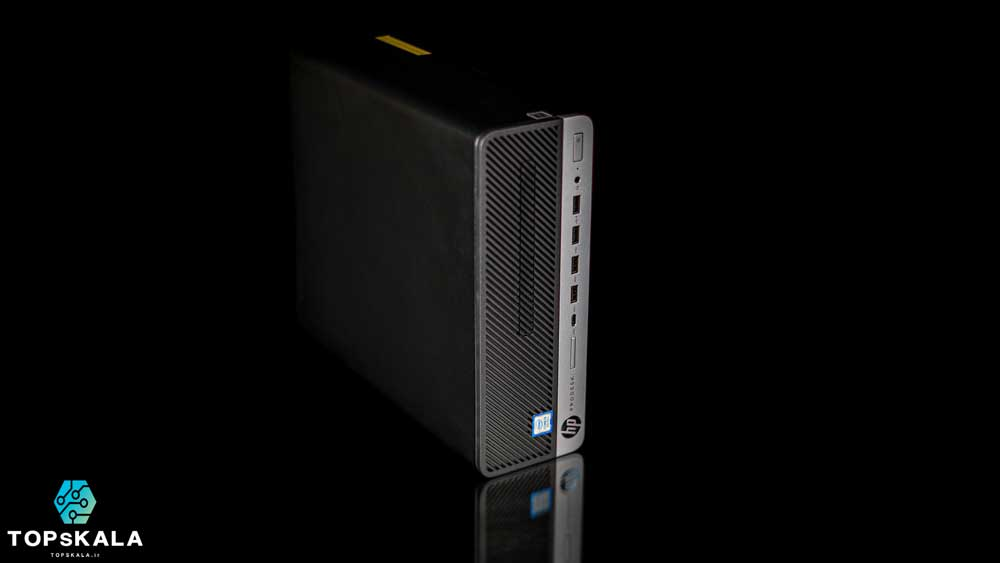 کامپیوتر آکبند اچ پی مدل HP Prodesk 705 G5 SFF با مشخصات پردازنده AMD Ryzen 5 Pro و گرافیک AMD Radeon RX Vega 11 دارای مهلت تست و گارانتی رایگان - محصول HP