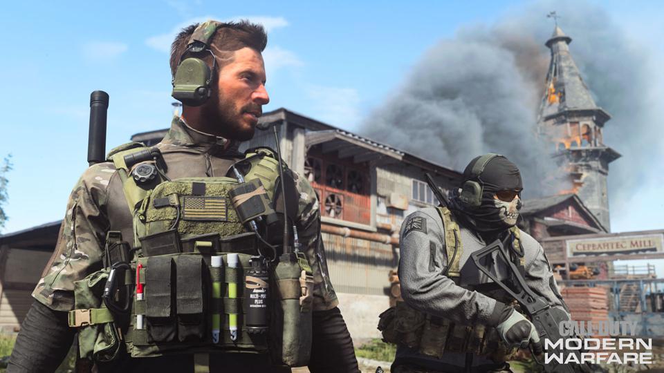 آپدیت فصل ۶ بازی Call of Duty Modern Warfare منتشر شد