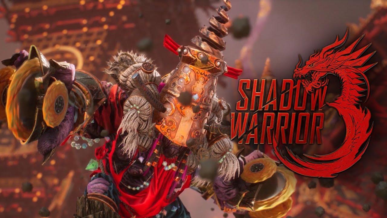 بازی Shadow Warrior 3 با یک تریلر رسمی معرفی شد.
