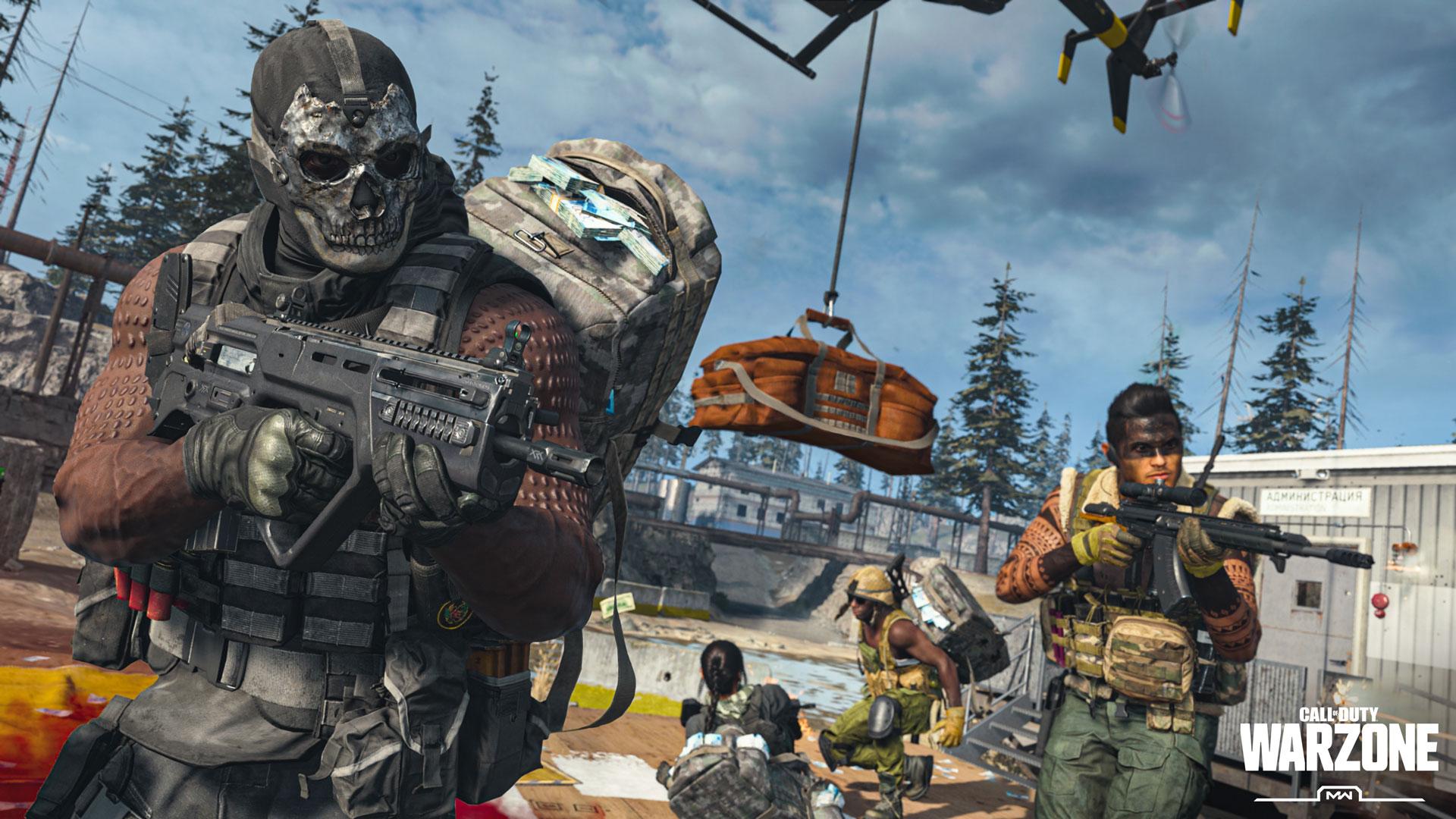 بسیاری از بازیبازان Call of Duty Warzone در حال خاموش کردن قابلیت بازی میان پلتفرمی هستند