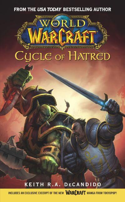 دانلود مجموعه کتابهای جهان وارکرافت world of warcraft  جلد هشتم)  چرخهی نفرت (  Cycle of Hatreds)