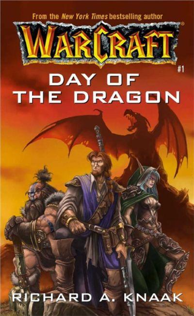 دانلود مجموعه کتابهای جهان وارکرافت world of warcraft جلد دوم)  روز اژدها (  Day of the Dragon)