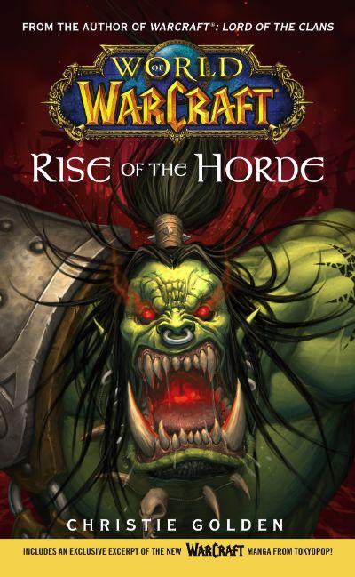 دانلود مجموعه کتابهای جهان وارکرافت world of warcraft   جلد نهم) طلوع هورد (  Rise of the Horde)