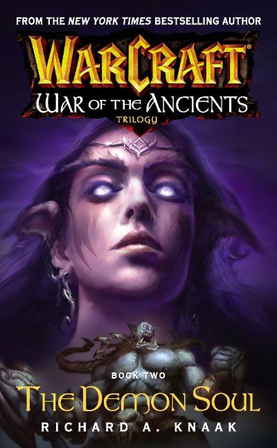 دانلود مجموعه کتابهای جهان وارکرافت world of warcraft  جلد ششم) روح اهریمن (  The Demon Soul)