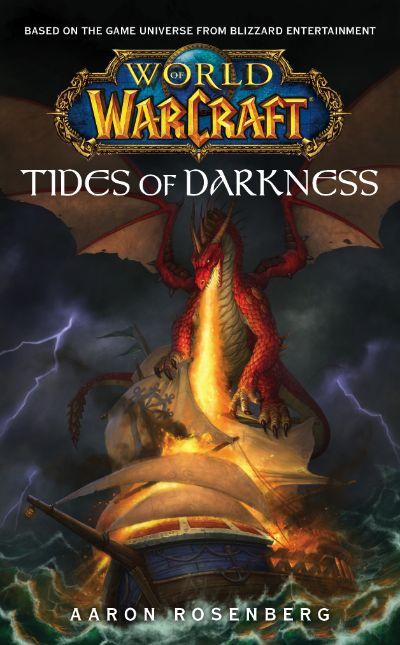 دانلود مجموعه کتابهای جهان وارکرافت world of warcraft  جلد دهم)  امواج تاریکی (  Tides of Darkness)