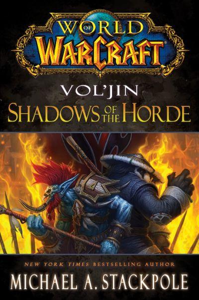 دانلود مجموعه کتابهای جهان وارکرافت world of warcraft  جلد بیستم) وولجین : سایههای هورد (Vol'Jin: Shadows of the Horde )
