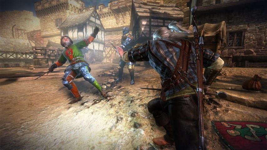 اسکرین شاتهای بازی ویچر 2 witcher 2 assassins of kings