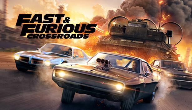 بازی Fast And Furious Crossroads با تریلر جدید معرفی شد