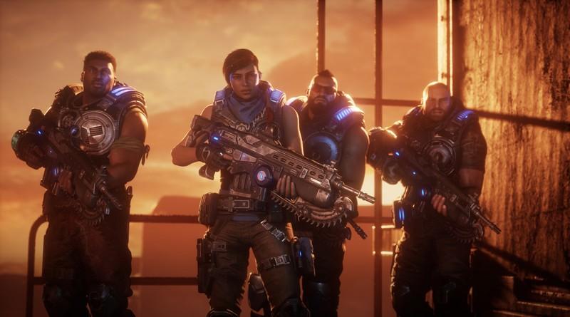 The Coalition Gears 5 به آستانه DNA AMD رسیده است